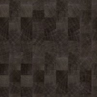 Expona Domestic - Dark Endgrain Woodblock