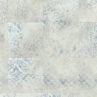 Expona Domestic - Blue Stencil Concrete