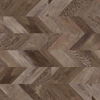 Gerflor Creation 55 - Chevron Moka